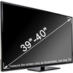 TV-Protector - 39 - 40 inch TV Screen Protector for LCD LED & Plasma HDTV - Clear