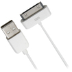 Accell - L115B-004J USB Sync/Charge Cable Adapter