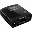AGPtek - New USB 2.0 LPR Print Server Printer Share Ethernet WiFi Network Networking Hub
