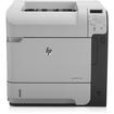 HP - LaserJet 600 Laser Printer - Monochrome - 1200 x 1200 dpi Print - Plain Paper Print - Desktop - White