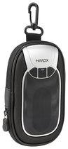 HMDX - Go XL Portable Speaker Case for Most 3.5mm-Enabled Cell Phones - Black