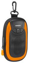HMDX - Go XL Portable Speaker Case for Most 3.5mm-Enabled Cell Phones - Orange