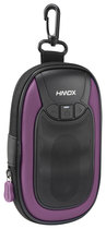 HMDX - Go XL Portable Speaker Case for Most 3.5mm-Enabled Cell Phones - Purple