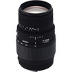 Sigma - 70-300mm f/4-5.6 DG Macro Telephoto Zoom Lens for Canon EF/EF-S DSLR Cameras - Black