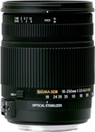 Sigma - 18 mm - 250 mm f/3.5 - 6.3 Lens for Nikon F