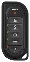 Viper - Responder LE 2-Way Replacement Remote for Select Viper Systems - Black