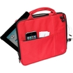 V7 - Ta20Red 1N Attach Slim Case for Tablet Pc - Red