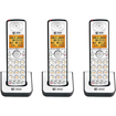 AT&T - 3 x DECT 6.0 Digital Cordless Expansion Telephones with Caller ID/Call Waiting