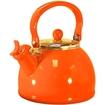 Reston Lloyd - 2.5 qt. Whistling Tea Kettle - Orange