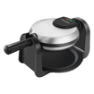 Black & Decker - Rotary Belgian Waffle Maker - Stainless Steel - Stainless Steel