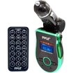 Pyle - Pmp3G2 Mobile Plug-In Sd USB Aux Mp3 Player w/ Fm Transmitter - Green