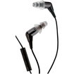 Etymotic - mc3 Noise Isolating Earphones Earbuds iPhone Mic Remote Awareness - Black - Black
