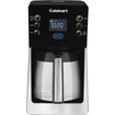 Cuisinart - Perfec Temp 12-Cup Thermal Coffeemaker DCC-2900 - Stainless Steel (Silver)