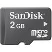 SanDisk - 2GB SDSDQM-002G-B35 microSD Card - Multi