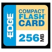 EDGE - 256 MB CompactFlash (CF) Card