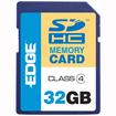 EDGE - 32GB ProShot Secure Digital High Capacity (SDHC) Card (Class 4)