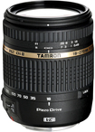 Tamron - 18-270mm f/3.5-6.3 Di II VC PZD Standard Zoom Lens for Canon EF-S DSLR Cameras - Black