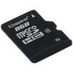 Kingston Technology - 8GB MicroSD HC Memory Card