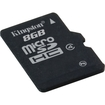 Kingston Technology - 8GB MBLY4G2/8GB microSD High Capacity (microSDHC) Card