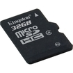 Kingston Technology - 32GB MBLY4G2/32GB microSD High Capacity (microSDHC) Card