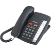 Aastra - Single Line Analog Speakerphone with Mute Option - Charcoal - Charcoal
