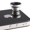 AGPtek - 0.67x Wide Angle Super Macro Lens Designed for Apple iPhone 4 Nano 4G iPad