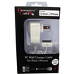 Professional Cable - Wall Charger for iPod/iPad/iPhone