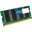 AddOn - MEMORY UPGRADES AA800D2S6/1G 1GB DDR2-800MHZ PC2-6400 200PIN