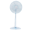 SPT - SF-1468 14 in. Remote Control Standing Fan - White