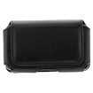Fosmon - Leather Flap Case For HTC EVO 4G, HTC HD2, HTC Droid Incredible