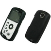 Empire - Soft Silicone Case Cover for Kodak Playsport ZX3 Pocket Video Camera - Black - Black