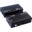 Image - HDMI DVI Extender Receiver Adapter Over CAT5e CAT6 Cable 1080P-Up To 50 Meters - Black - Black