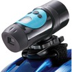 Image - HD 720P 30FPS Waterproof Outdoor Sport Bike Helmet Action Camera Cam DVR DV + 8GB Mini SD Card - Black