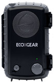 ECOXGEAR - ECOXPRO Waterproof Floating Speaker Case for Most Mobile Phones and MP3 Players - Black
