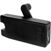 Eton - BoostTurbine2000 Rechargeable USB Battery Pack with Hand Turbine Power Generator - Black