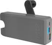 Eton - BoostTurbine2000 Rechargeable USB External Battery Pack - Gray