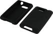 PCMS - HTC Aria Silicone Case - Black - Black