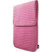 """LaCie - Carrying Case (Sleeve) for 10.2"""" Netbook - Pink"""