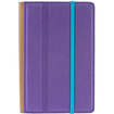 M-Edge - Trip Jacket Carrying Case for Tablet PC, - Purple, Teal