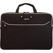 Mobile Edge - ME SlipSuit 13.3 Inch MacBook Sleeve - Black, Platinum