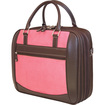 Mobile Edge - 16 Inch ScanFast Element Briefcase - Pink