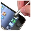 eForCity - 5X Stylus Pen Compatible With iPad iPod touch iPhone 3G 3GS 2G iPhone 4S-AT & T, Sprint, USA - Silver