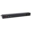 CyberPower - Rackbar Surge Suppressor RM 1U RKBS15S2F12R 15A 14-Outlet
