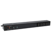 CyberPower - Rackbar Surge Suppressor RM 1U RKBS15S4F10R 15A 14-Outlet