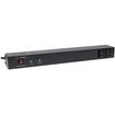 CyberPower - Rackbar Surge Suppressor RM 1U RKBS20S2F12R 20A 14-Outlet