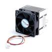 StarTech.com - 60mm Socket A CPU Cooler Fan for AMD - Black