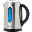 Aroma - Electric Water Kettle - Brushed Stainless Steel - Brushed Stainless Steel