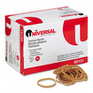 Universal - Rubber Bands, Size 31, 2-1/2 x 1/8, 980 Bands/1lb Pack - Beige - Beige