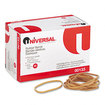 Universal - Rubber Bands, Size 33, 3-1/2 x 1/8, 640 Bands/1lb Pack - Beige