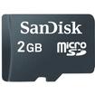 SanDisk - 2GB SDSDQM002GB35A microSD Card - Multi